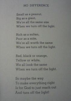 ~Shel Silverstein, always has been one of my favorite poems