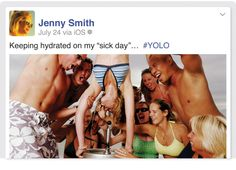 10 Social Media Blunders That Cost a Millennial a Job - or Worse Technology And Society, Jenny Smith, Freshman Tips, Lost Job, Child Custody, Job Career, Career Counseling, Private Investigator, The Hard Way