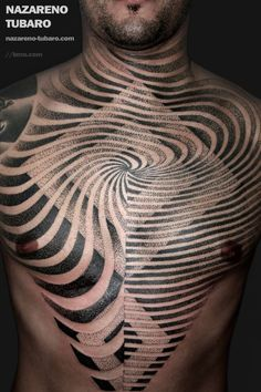 by Nazareno Tubaro (via BME: Tattoo, Piercing and Body Modification News» ModBlog» Recent Nazareno Tubaro Creations)