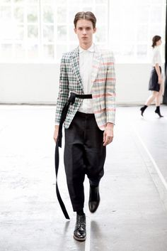 A.A. Antonio Azzuolo Spring 2015 Ready-to-Wear - Collection -