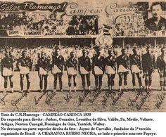 Flamengo - 1939.