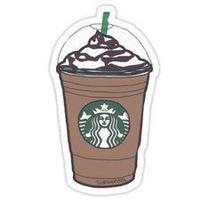 Starbucks Drink Sticker
