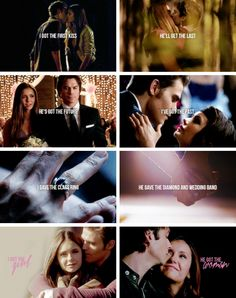 This the best pic ever bcz it shows both delena and stelena, and the beautiful sides of both of them, DELENA AND STELENA PARALLELS