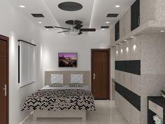 Master Room Design, Wardrobe Design Bedroom, Bedroom Bed Design, Modern Bedroom Design, Home Decor Bedroom, House Ceiling Design, Ceiling Design Living Room, Bedroom False Ceiling Design, Sofa Cumbed Design
