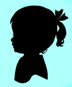 Silhouettes: Create a colorful silhouette of your child to hang. First, snap a profile picture of them and print the photo so it's the size you want. Next, trace the head outline using a Sharpie marker on a colorful piece of card stock paper. Carefully cut out your child's silhouette and mount it on a piece of card stock in a background color of your choice. Write your child's name and age with the Sharpie then frame and hang your portrait. Your kids will love it!