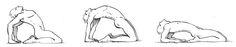 Makko Ho meridian stretches