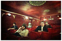 band photography/ averitt center idea