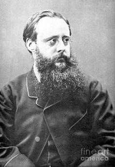 William Wilkie Collins (1824-1889). English Novelist. Photographed In 1865 Photograph  - William Wilkie Collins (1824-1889). English Novelist. Photographed In 1865 Fine Art Print