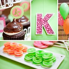 Colorful & Sweet Party | www.lifeandbaby.com