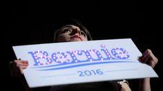 Bernie Sanders Popstar der Millennials