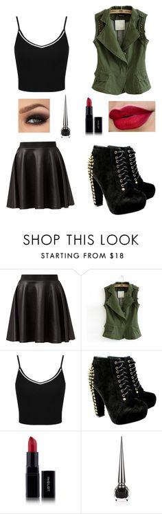 """""""Zayn Malik"""" by lilystyles1 ❤ liked on Polyvore featuring Cameo Rose, Miss Selfridge and Christian Louboutin"""
