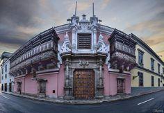 Torre Tagle Palace (Lima Peru)