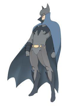 Private Batman by Toshinho