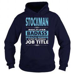 Cool STOCKMAN JOBS TSHIRT GUYS LADIES YOUTH TEE HOODIE SWEAT SHIRT VNECK UNISEX T-Shirts
