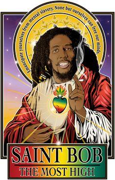 Saint Bob Poster
