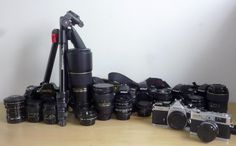 The Advantages of Renting Photographic Gear Before you Buy Online Photography Course, Photography Courses, Photography Gear, Photography For Beginners, Photography Portfolio, Photography Tutorials, Digital Photography School, Frame Display, Camera Settings