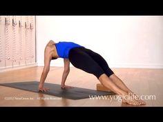 Ashtanga Yoga Primary Series: Purvattanasana with Maria Villella