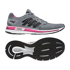 best loved 1e2c1 b9574 Adidas Revenergy Boost Womens Running Shoes 7 Grey    Be sure to check out  this awesome product.(This is an Amazon affiliate link and I receive a  commission ...