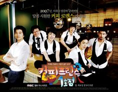 """coffee prince: is a Korean drama another very good show if you liked the ouran host club series then you'll love this the main character is a girl in fact but at first you may be a little confused be as though she like Haruhi doesn't really care about labels such """"boy"""" or """"girl""""  either a long as she gets her job done she is  fine but I'm not going  spoil it  for you go watch it this show so many emotion at one time you wont know what exactly to do with your self this show is a romance ."""