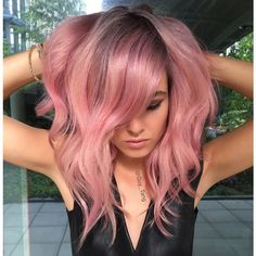 Guy Tang Mydentity Hair Color | POPSUGAR Beauty ❤ liked on Polyvore featuring hair