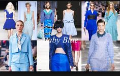 Baby Blue - Great Color for Spring!