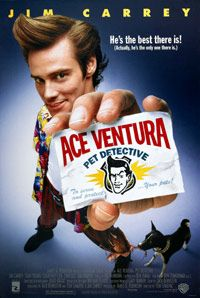 20 Ace Ventura: Pet Detective (1994) - MovieMeter.nl