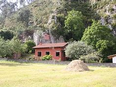 Dorpshuis in landelijk dorp 3 km van het strand.
