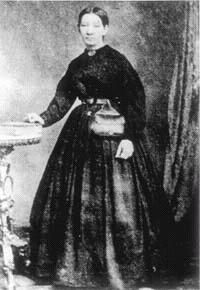 Capt. Sally Louisa Tompkins ran the Confederate Robertson Hospital in Richmond for nearly four years, losing only 73 of more than 1,300 soldiers treated there.