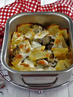 Potato Vegetable, Cauliflower, Recipies, Potatoes, Healthy Recipes, Chicken, Vegetables, Cooking, Dolce
