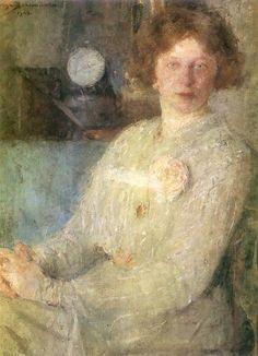 Olga_Boznańska_1903_Panna_Dygat.jpg (578×800)