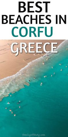 Best beaches in Corfu Greece. Corfu beaches, Corfu beaches bucket lists, Corfu beaches beautiful, Corfu beaches paradise, Corfu beaches sunsets, Marbella Beach Corfu. #greece #greecetravel #travelgreece #visitgreece #greekisland
