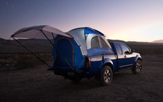 2012 Nissan Frontier Tent Interior Photo 2