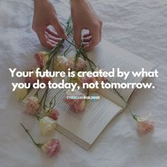 You future is created by what you do today, not tomorrow. #inspiring #inspirational #entrepreneurship #motivating #positivemindset #millionairelifestyle #quotestoliveby #internetmarketing #travel #attitudequotes #quoteslover #quotestoremember #positivelife #inwardjourney #bestoftheday #bemotivated #determination #hardwork Positive Mindset, Positive Life, Motivate Yourself, Improve Yourself, Build Your Own Website, What You Can Do, Attitude Quotes, Success Quotes, Get Started