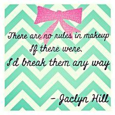 jaclyn hill | Jaclyn Hill you're amazeballs.