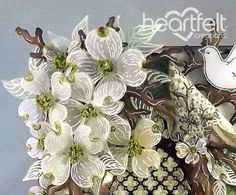 Debuting the Flowering Dogwood Collection - Heartfelt Creations