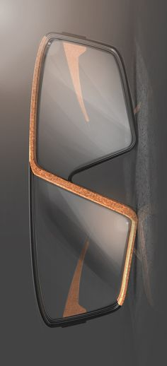 LUZETTE - GLASSES 2013 by Marc TRAN, via Behance