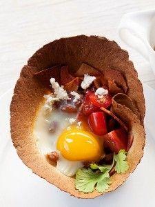 #Breakfast #Taco #Cups