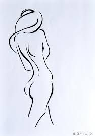 naked woman drawing - Google Search