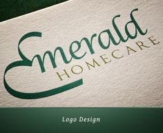 Logo Design for Emerald Homecare | Paragon Moon | Creative Logo Design, Graphic Design and Identity Design for Meaningful Brands