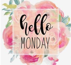 Trust Quotes : Hello Monday Peony Quote My Cancer Chic by Life Monday Morning Humor, Today Is Monday, Good Morning Happy Monday, Good Monday, Monday Humor, Good Morning Quotes, Funny Monday, Monday Monday, Manic Monday
