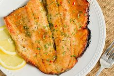 Citrus Roasted Rainbow Trout