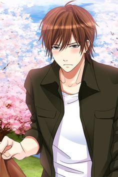 Yamato Kougami from My Forged Wedding (otome game) reminds me of Miyuki Kazuya from Ace of Diamond (anime & manga)