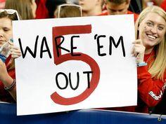 Red Lightning FSU ball boy develops cult following Florida