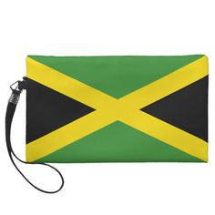 #custom #Jamaican Themed #gifts #bagettes  #bag #FlagGallery -  National flag of Jamaica. Great Jamaica souvenirs and Jamaica gifts for you!
