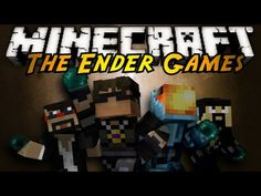 Minecraft: The Ender Games! - http://software.linke.rs/games/minecraft-the-ender-games/