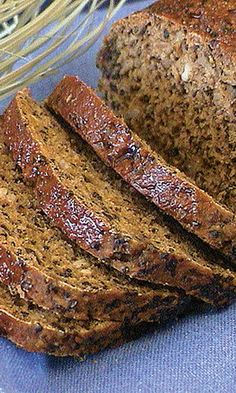 Saaristolaisleipä autingonkukansiemenillä | Maku Steak, Food, Meal, Essen, Steaks, Hoods, Meals, Eten, Beef