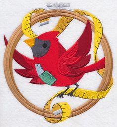 Hoop It Up Cardinal