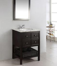powder room vanity - Google Search