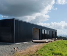 This robust new-build near Tutukaka is a minimalist's dream