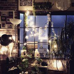 DIY/walpa/IKEA/男前/壁紙屋本舗/セリア…などのインテリア実例 - 2015-03-08 19:48:50   RoomClip(ルームクリップ)
